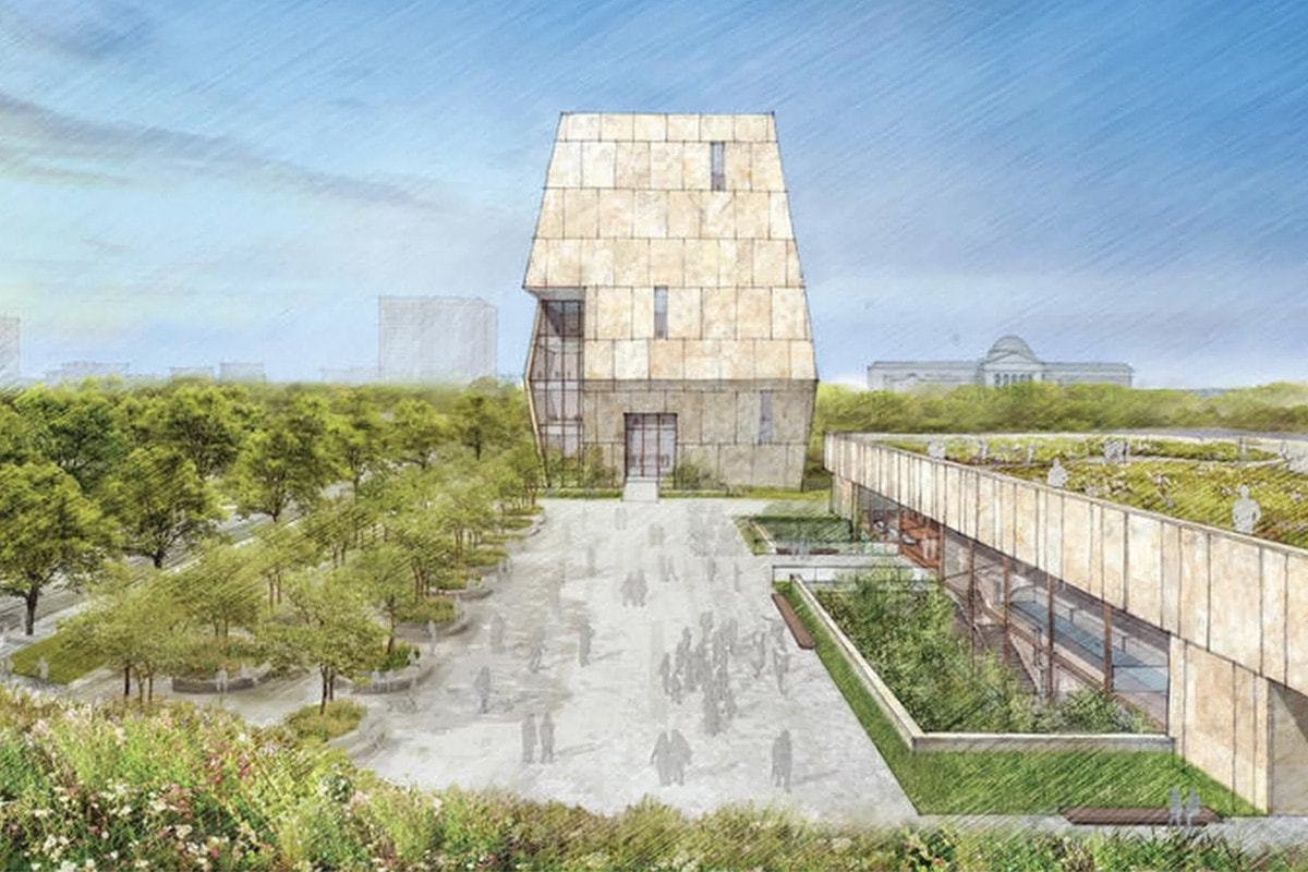 The Obama Presidential Center