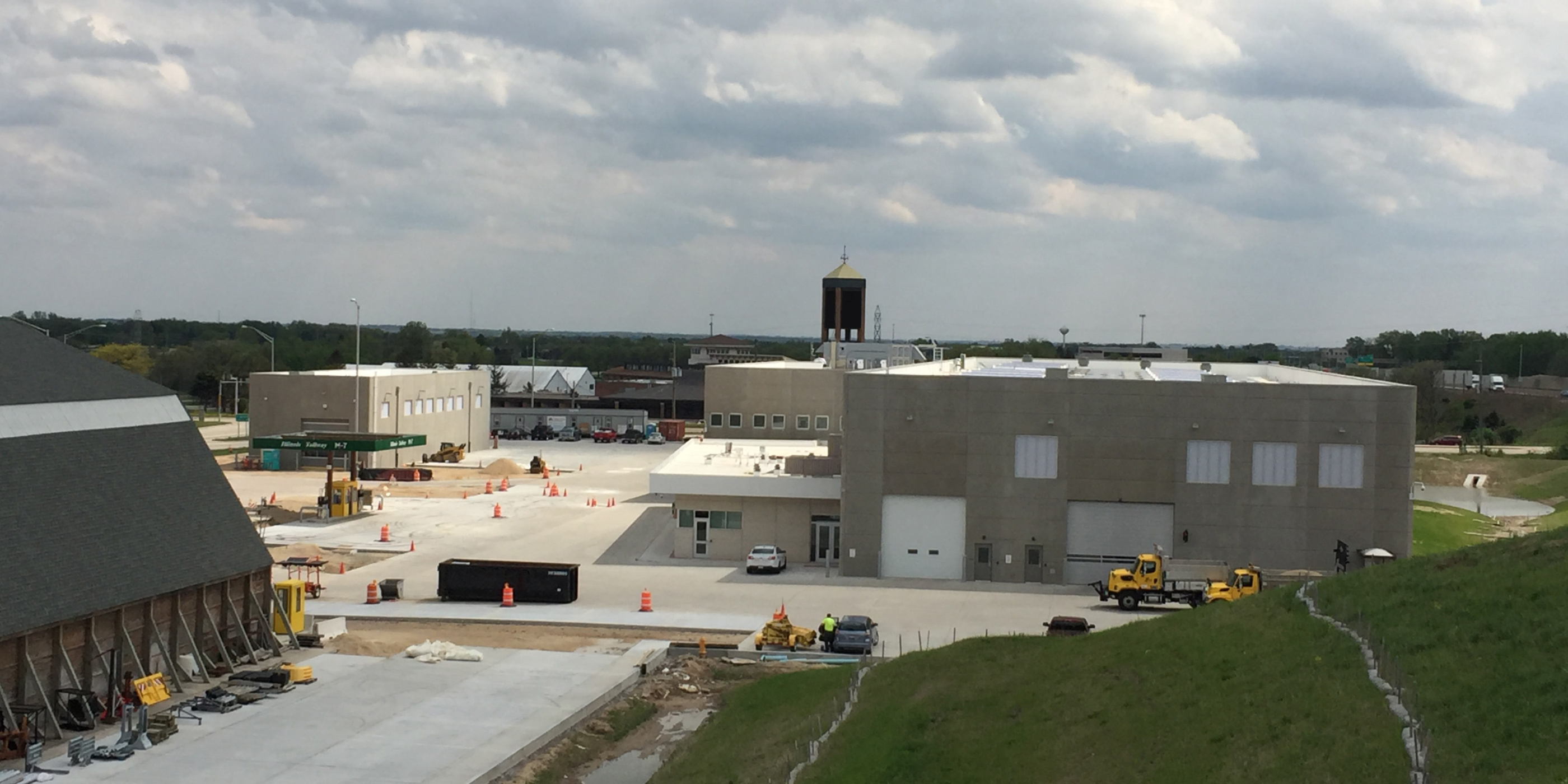 Illinois State Toll Highway Authority M-7 Facility - Rockford