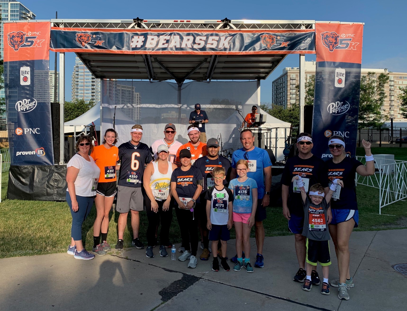 2019 PNC Chicago Bears 5k Run/Walk