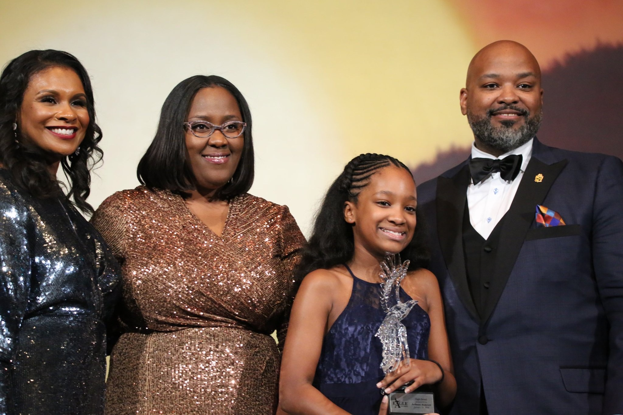 The African American Chamber of Commerce of Central Florida gives a warm welcome to new Trustee and winner of last year's Eagle Award, Ardmore Roderick!