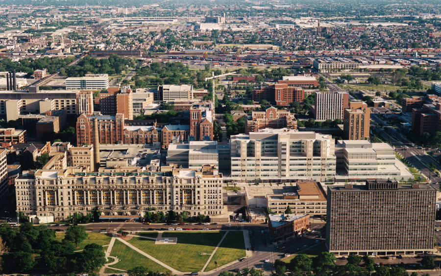 Cook County Health & Hospital Systems (CCHHS)